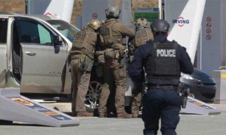 Spree Killer in Canada, 16 vittime